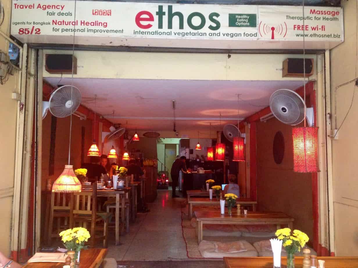 Bangkok: Lecker Essen und Trinken im Ethos - Misses Backpack