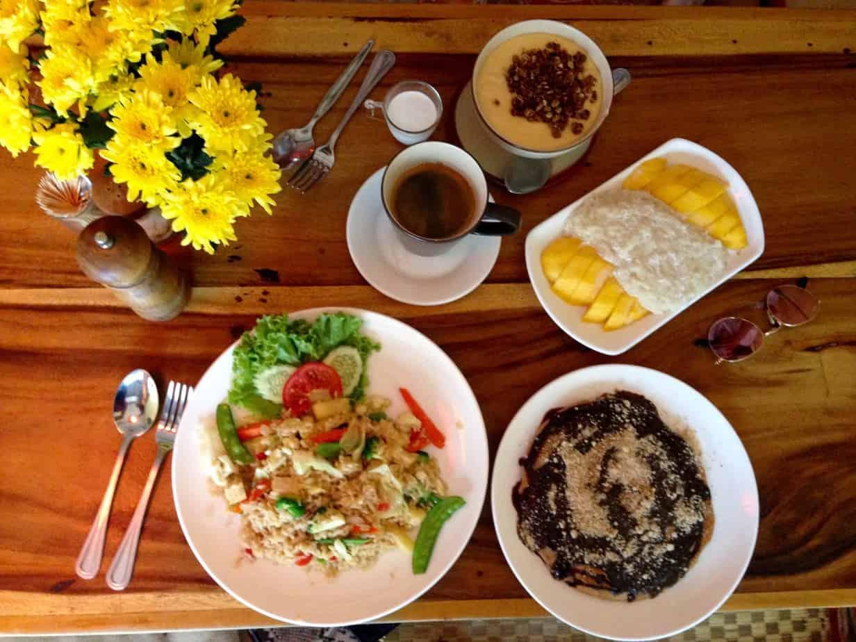 Bangkok: Lecker Essen und Trinken im Ethos
