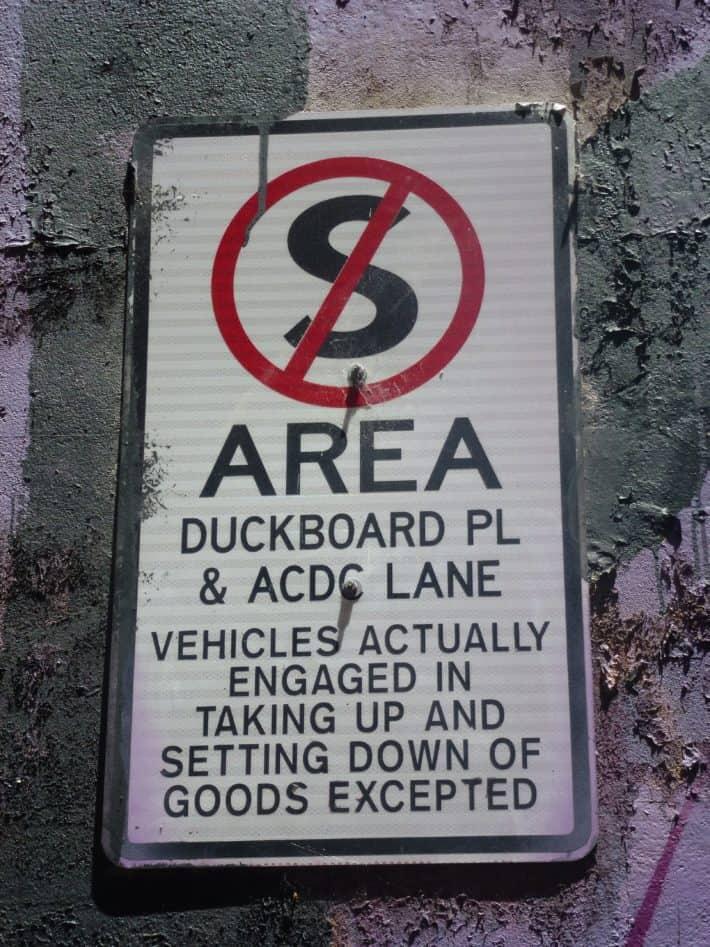 Melbourne Duckboard Place