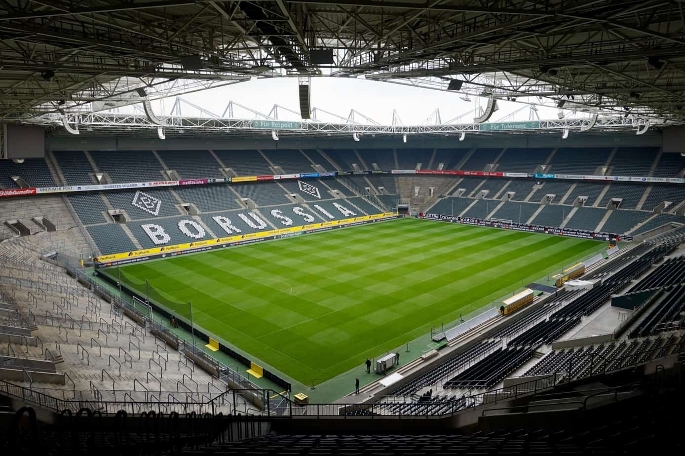 Fohlenelf: Stadionführung Borussia-Park