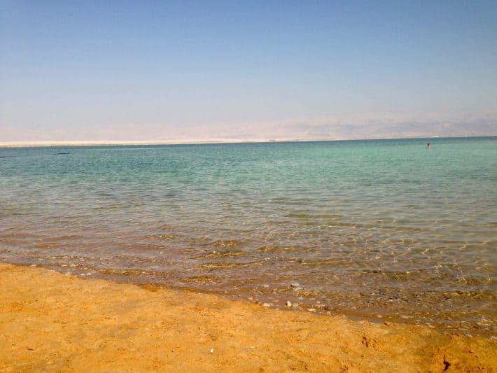 Totes Meer, Wasser, Strand, türkis, Schuppenflechte, Klimatherapie