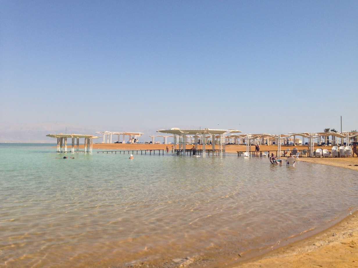 Totes Meer, Wasser, Baden, Klimatherapie, Schuppenflechte