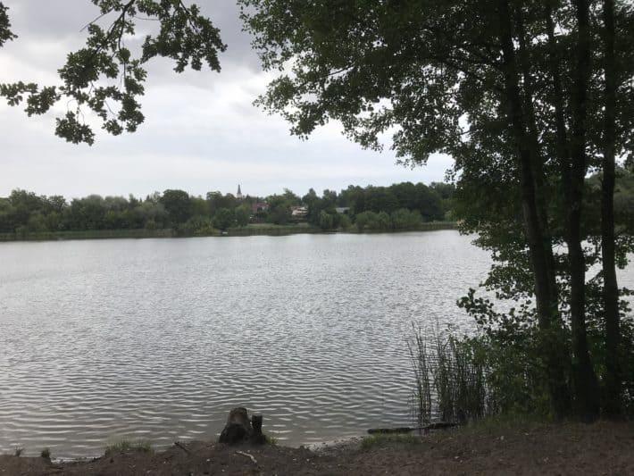 Natar, See, 2. Etappe der Via Imperii, Jakobsweg