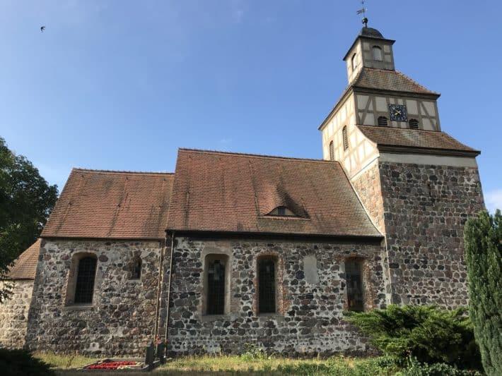 Kirche, Dorfkirche, Wildenbruch, Brandenburg, 3. Etappe Via Imperii,