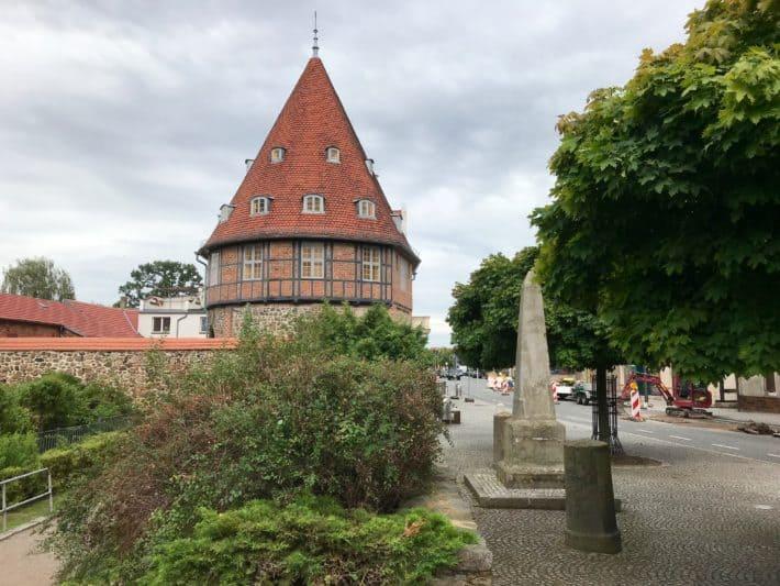 Gebäude, Heimatmuseum Treuenbrietzen, 4. Etappe der Via Imperii