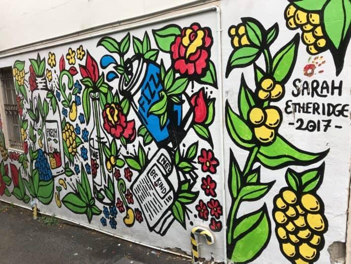 Streetart, Sprayart, Urbanart, Hobart, Urban Art Walls, Vibrance Festival