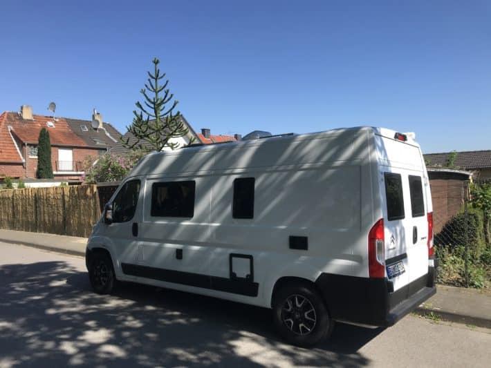 Mein Campervan, Clever Celebration 600